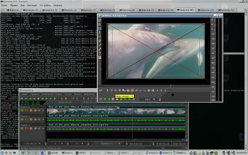 В Cinelerra-GG добавили поддержку proxy-редактирования...