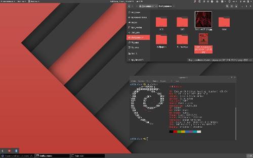 Debian testing на десктопе