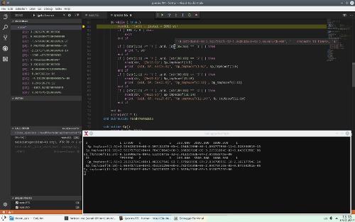 VSCode как IDE для Fortran