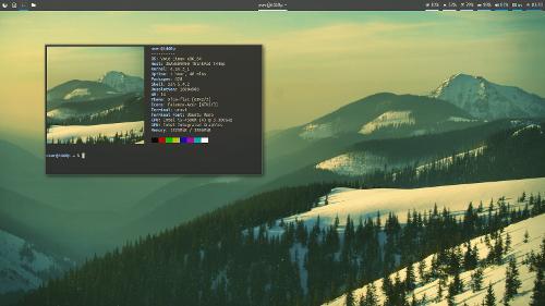 Void Linux + i3-gaps