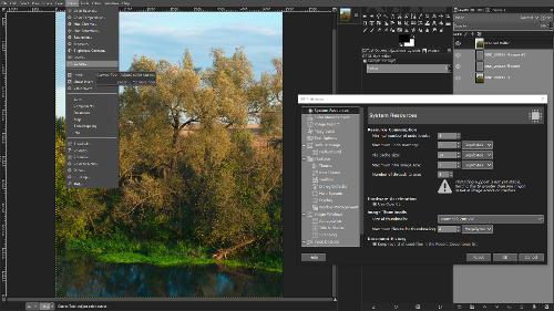 Вышел GIMP 2.9.8