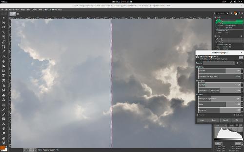 GIMP 2.10rc1: дурная голова рукам покоя не даёт