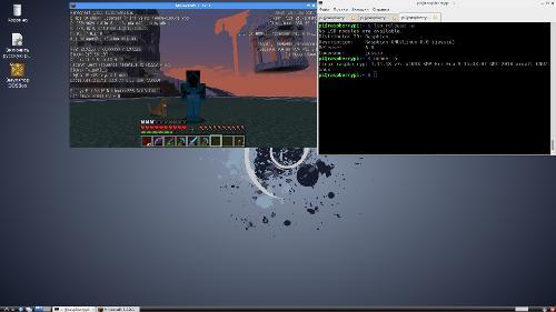 Minecraft на Raspberry Pi