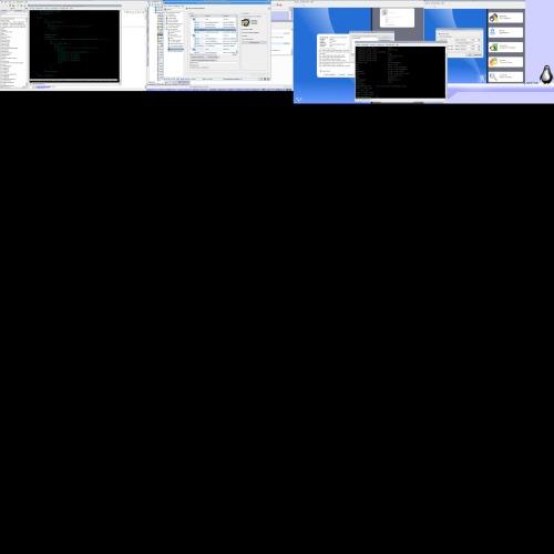 nvidia twinview + xinerama + 4 монитора