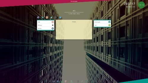 Первый выпуск Jade Desktop— принципиально нового графического окружения