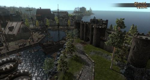 Полку MMORPG под linux прибыло