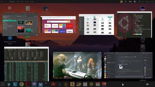 Unity 9.06.3 LTS 2018 (MATE)