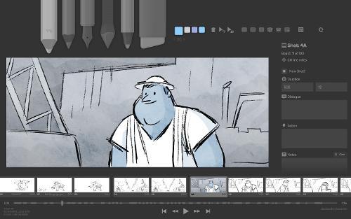 Релиз Storyboarder 1.6.0