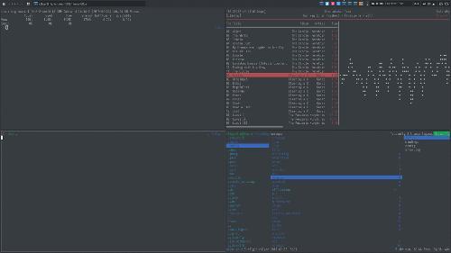 Страдаю с Debian…