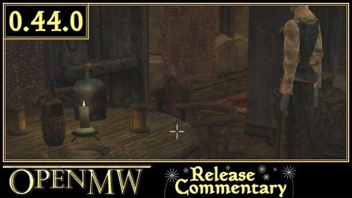 Релиз OpenMW 0.44.0