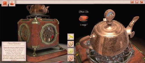 Аддон из состава 3D фреймворка Verge3D опубликован под свободной лицензией
