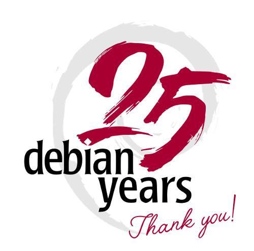 Дистрибутиву Debian исполнилось 25 лет