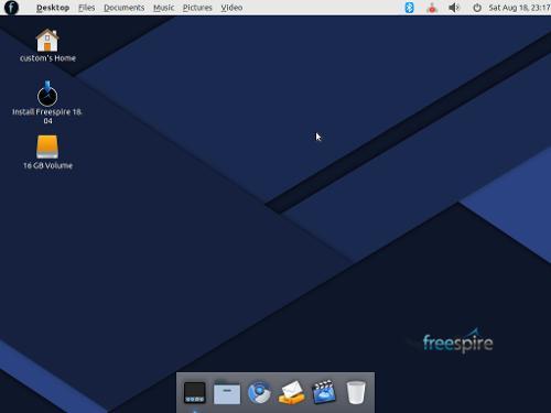 Релиз FreeSpire 4.0