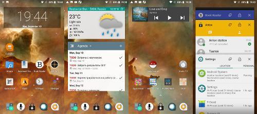 LineageOS 15.1, Samsung Galaxy A3