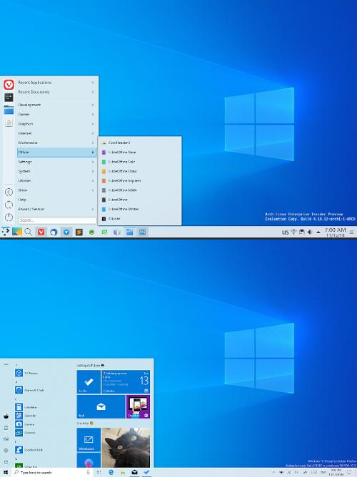 Зачем нужен Windows 10, если есть KDE Plasma 5?