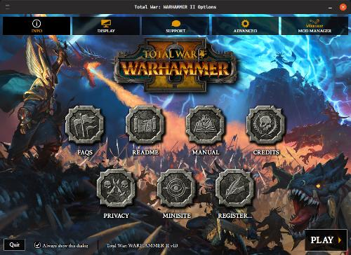 Total war: WARHAMMER II доступна для Linux