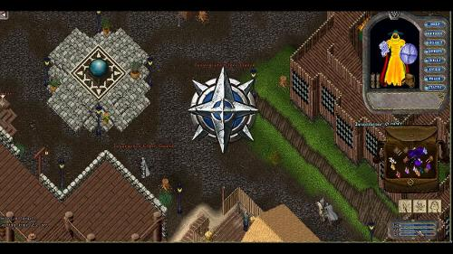 Вышел открытый клиент Ultima Online OrionUO на Linux/MacOS