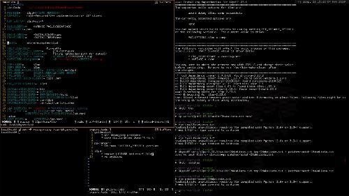 Будни NetBSD-раба