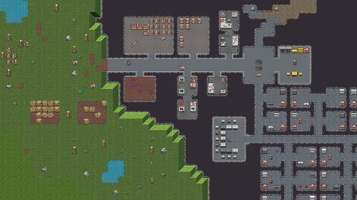 Dwarf Fortress выйдет в Steam c улучшенной 32-битной графикой