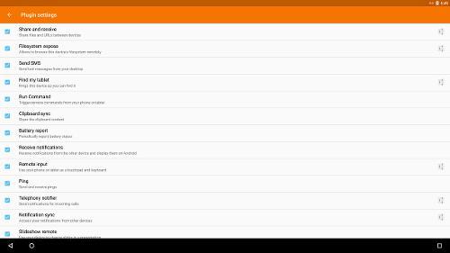 KDE Connect в Google Play заменили на урезанную версию