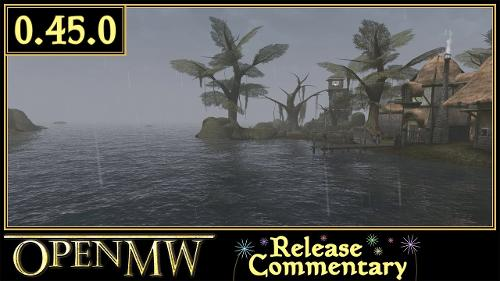 OpenMW 0.45