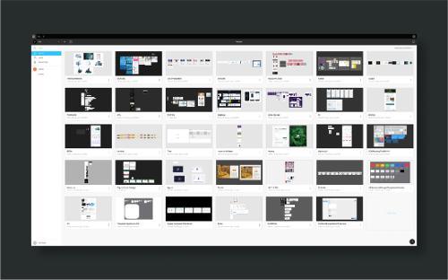 Figma для Linux систем (инструмент для проектирования/дизайна интерфейсов)