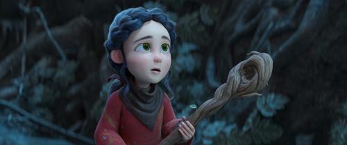 Сообщество Blender представило новый свободный анимационный фильм Spring