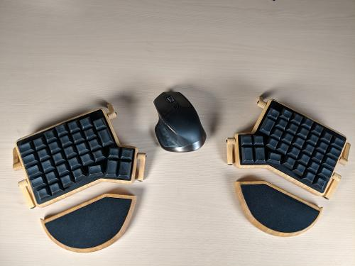 Redox Wireless keyboard