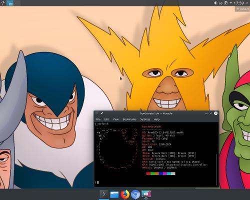 Игры с дьяволом a.k.a. FreeBSD на старом компьютере