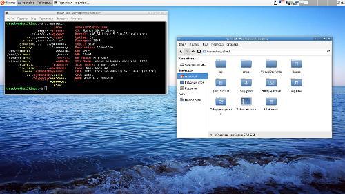 Ubuntu 19.04 с Xfce 4.14 pre-release