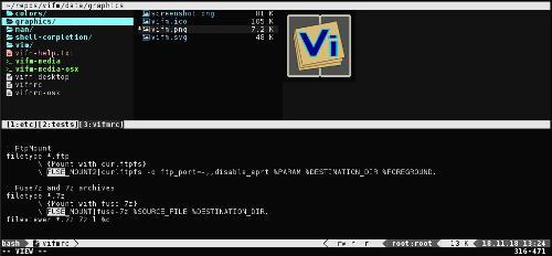 Vifm 0.10.1