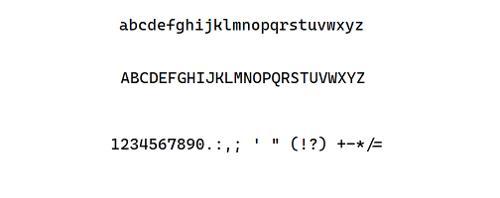 Компания Microsoft опубликовала новый открытый моноширинный шрифт Cascadia Code
