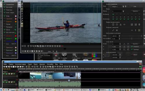 Вышла новая версия видеоредактора CinelerraGG - 19.10