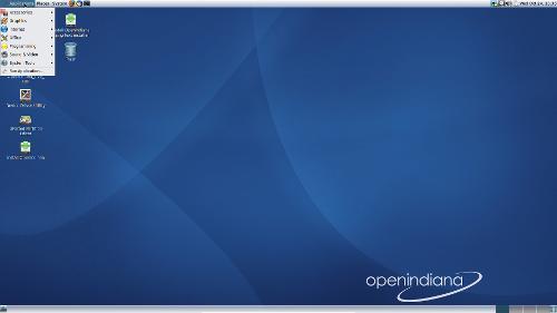 OpenIndiana 2019.10