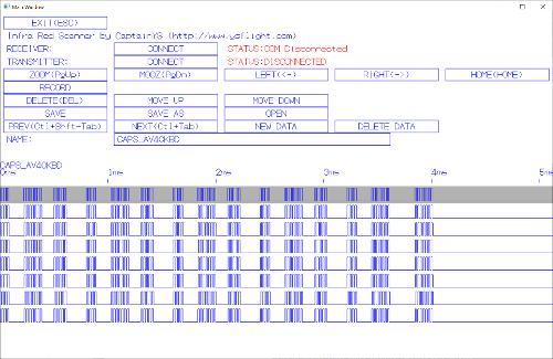 Infra Red Scanner — свободный приёмник-передатчик IrDA-сигналов на базе Arduino