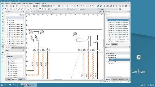 САПР «Макс» — российский 2D CAD для Linux