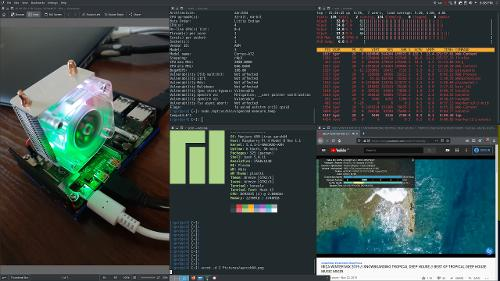 64 бита ARM-а