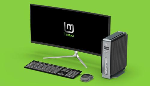 Linux Mint выпустил новый десктопный компьютер «MintBox 3»