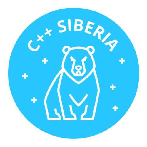 C++ Siberia 2020