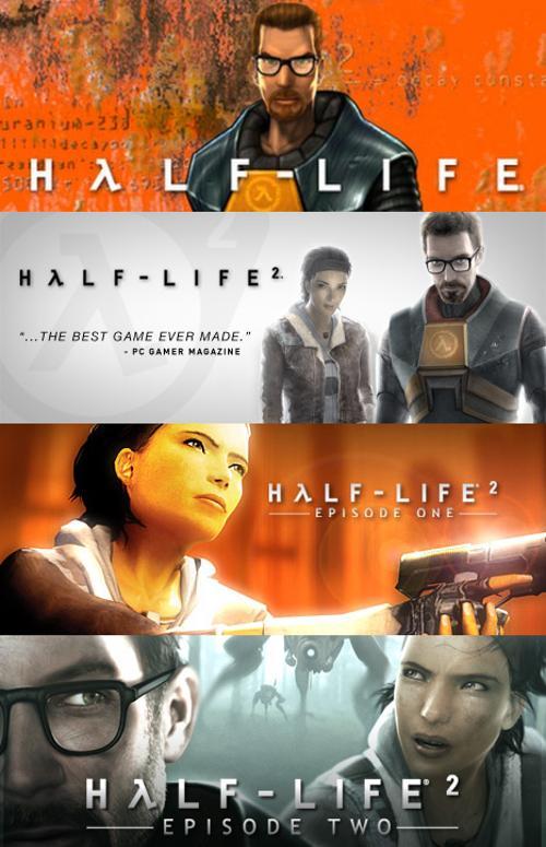 Серия Half-Life стала бесплатной для загрузки (только до дня релиза Half-Life: Alyx)