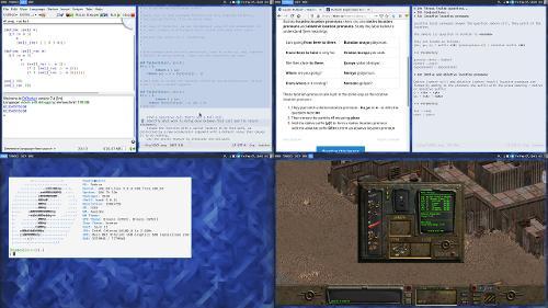 Карманный компьютер с Linux, часть 2