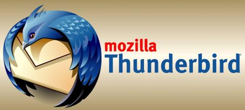 Thunderbird 68.5.0 — свободный почтовый клиент