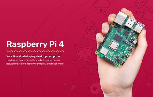 В честь восьмилетней годовщины Raspberry Pi стоимость платы с 2 GB ОЗУ снижена на 10$
