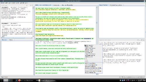 OmegaT– система автоматизированного перевода