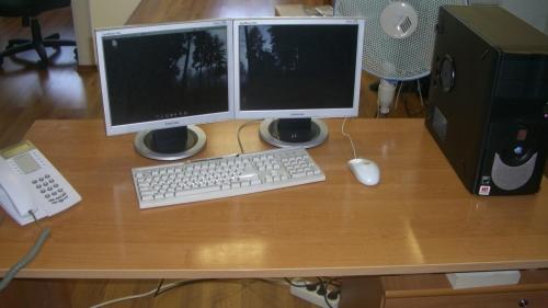 Чисто стол
