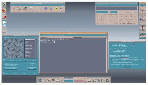 Not so Common Desktop Environment (NsCDE)— окружение рабочего стола в стиле CDE