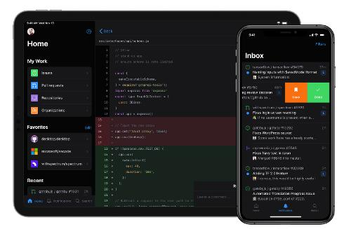 GitHub выпустил стабильную версию мобильного приложения