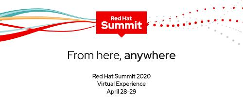 Red Hat Summit 2020 в онлайн-формате