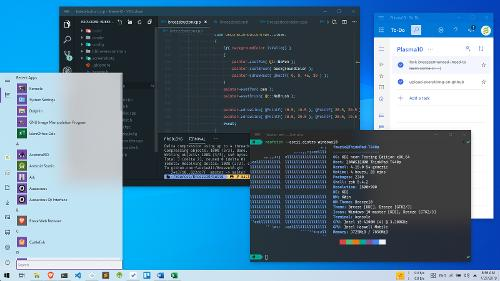 KDE Breeze10