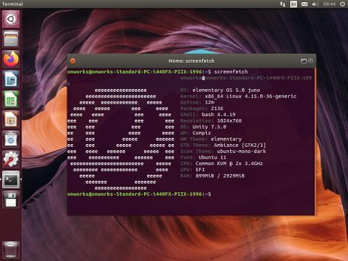 Unity 7 на ElementaryOS 5.0